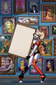 Harley Quinn And Her Gang Of Harleys #1