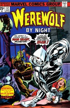 Werewolf By Night #32