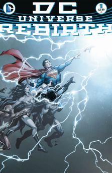DC Universe Rebirth Special #1