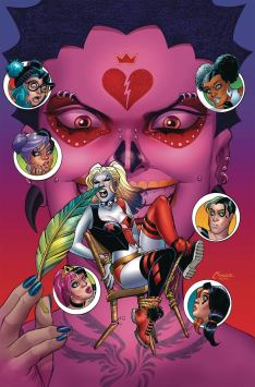 Harley Quinn and Her Gang of Harley's #2