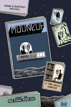 Mooncop A Tom Gauld Sampler
