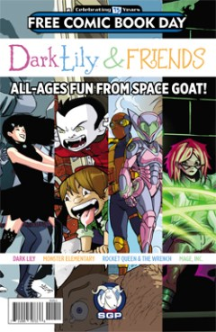 Space Goat Presents Dark Lily & Friends