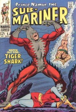 Sub-Mariner #5