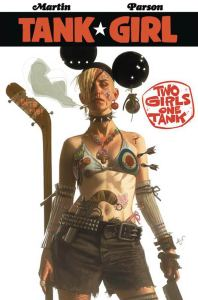 Tank Girl Two Girls One Tank #1