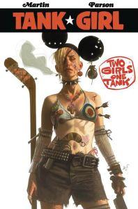 Tank Girl Two Girls One Tank #1