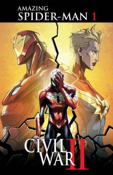 Civil War II Amazing Spider-Man #1