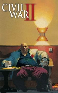 Civil War II Kingpin #1