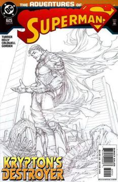 Adventures of Superman #625