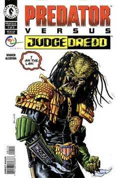 Predator vs Judge Dredd #1