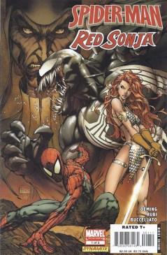 Spider-Man Red Sonja #1