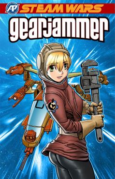 Steam Wars Gearjammer #1