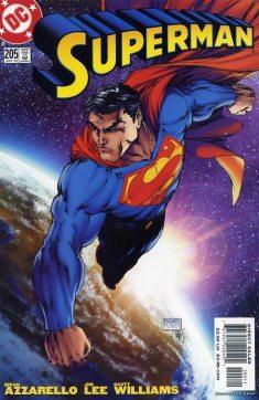 Superman #205
