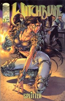 Witchblade #1 1996