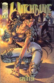 Witchblade #1 1996
