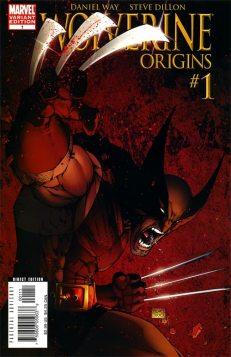 Wolverine Origins #1