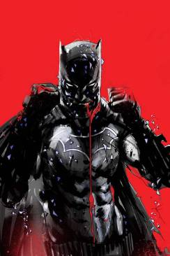 All Star Batman #1 Jock