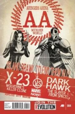Avengers Arena #4