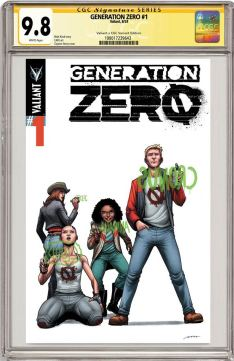 Generation Zero #1