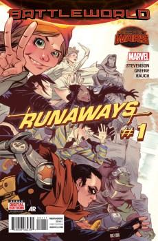 Runaways #1 2015