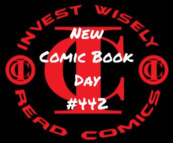 NEW Comic Book Day #442