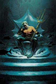 Aquaman #16 Joshua Middleton