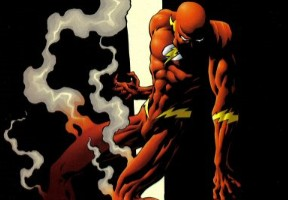WIN Flash #138 1st Black Flash