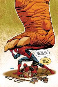 Spider-Man Deadpool Monsters Unleased #1