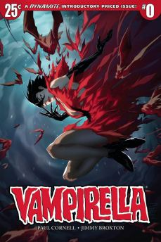 Vampirella #0 Philip Tan
