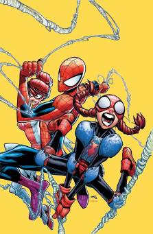 Amazing Spider-Man Renew Your Vows #4 Humberto Ramos