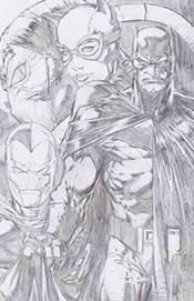 Batman #17 David Finch