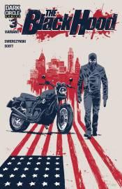 Black Hood Season 2 #3 Michael Walsh