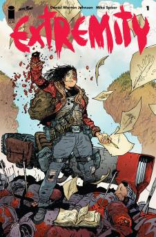 Extremity #1 Daniel Warren Johnson