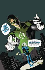 Hal Jordan And The Green Lantern Corp #14 Kevin Nowlan