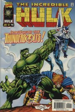 Incredible Hulk #449