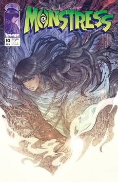 Monstress #10 Sana Takeda