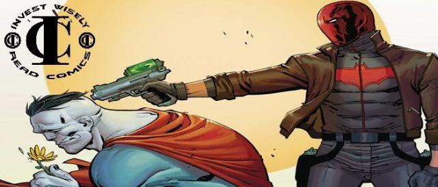 Red Hood DC Comics