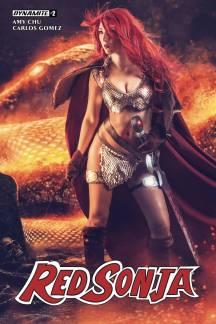 Red Sonja #2 Jennifer Ann Cosplay