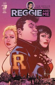 Reggie and Me #3 - Howard Chaykin