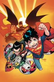 Super Sons #1 Jorge Jimenez