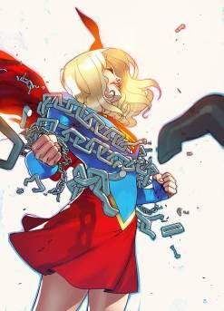 Supergirl #6 Bengal