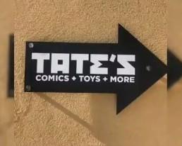 FCBD 2017 – Tate's Comics