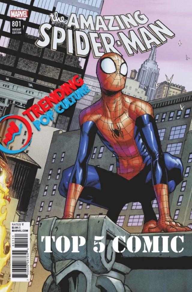 Top 5 Trending Comics #169 – Trending Pop Culture
