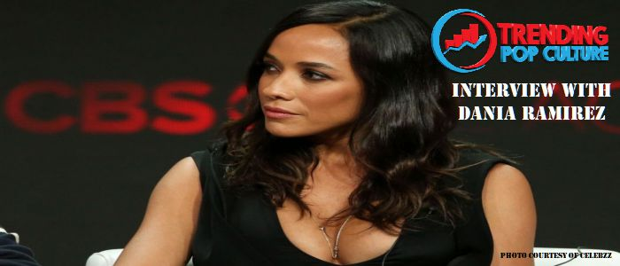 Interview With Actress Dania Ramirez