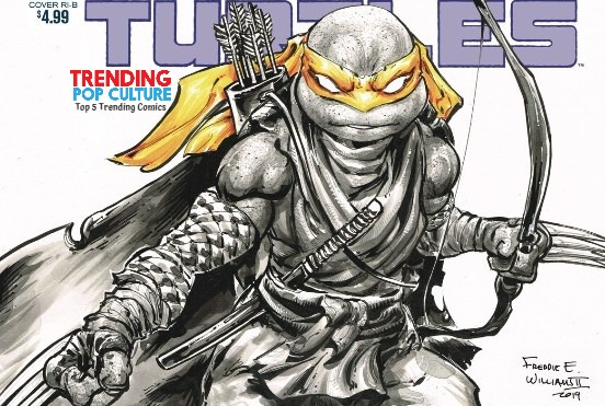 Top 5 Trending Comics This Week 2-26-20