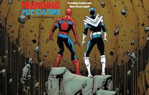 Trending Comics, Best Cover Art and Trending Collectibles #629