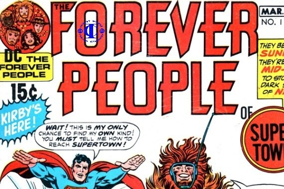 Buy, Sell, Hold – Forever People #1