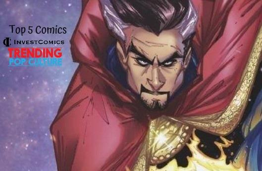Top 5 Comics This Week