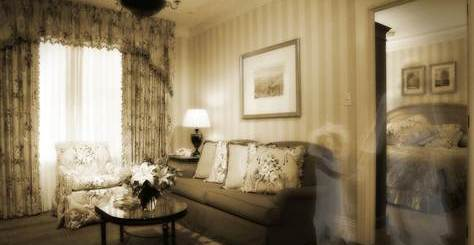Top 10 World's Haunted Hotels