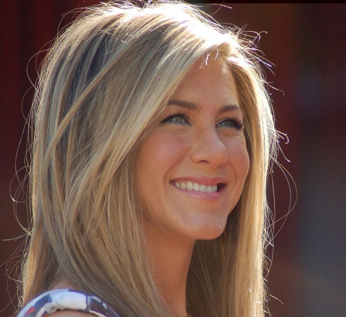 6. Jennifer Aniston