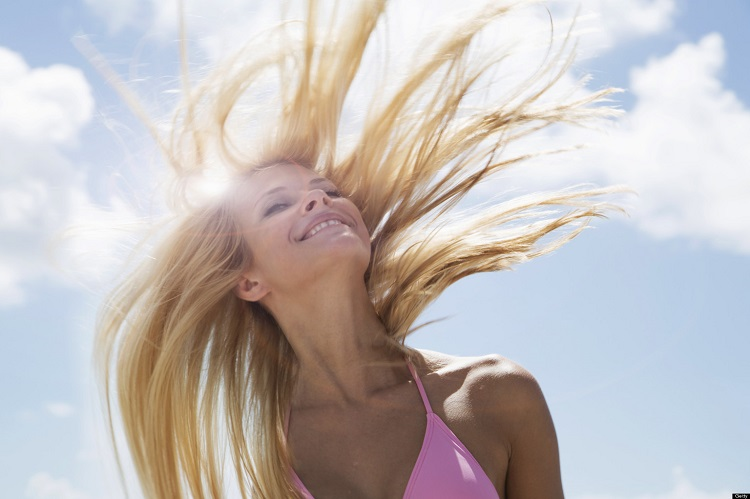 Change the way you dry your hair